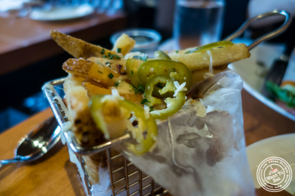 Fries at David Burke's Kitchen in New York, NY