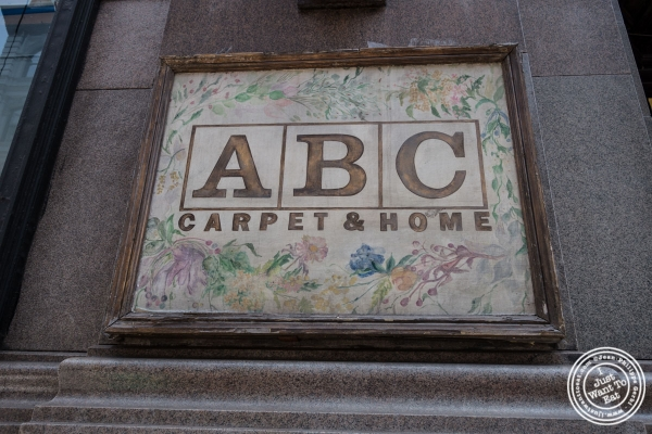 ABC Carpet and Home in New York, NY