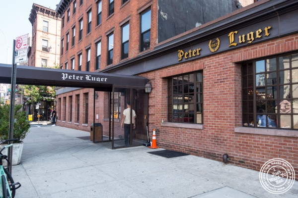 Peter Luger Steakhouse in Brooklyn, NY