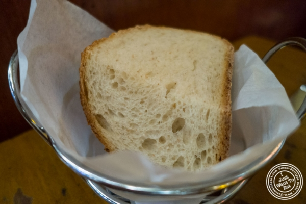 Bread at Pigalle in New York, NY