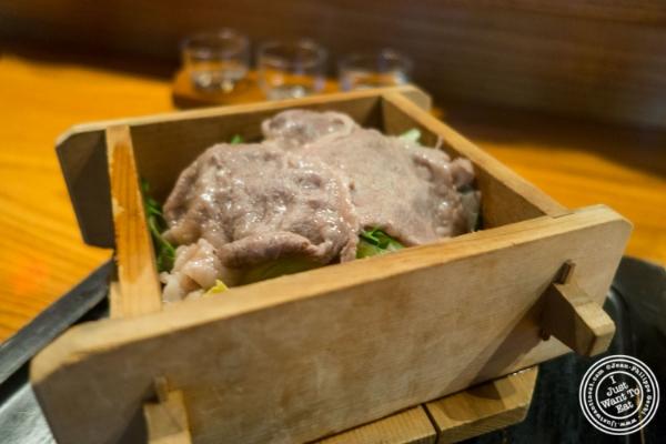 Shabu Shabu at En Japanese Brasserie