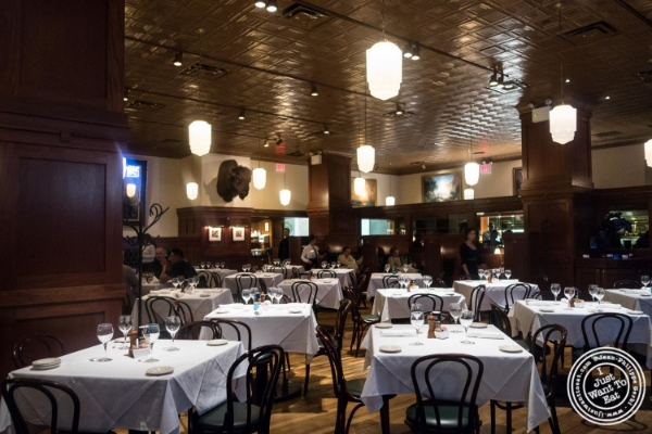 Dining room at Ted's Montana Grill in New York, NY