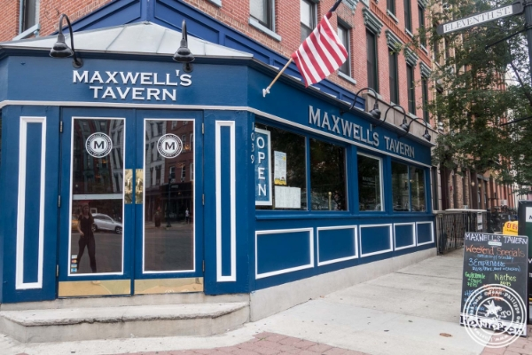 Maxwell's Tavern in Hoboken, NJ