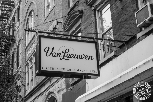Van Leeuwen Ice Cream Shop in New York, NY