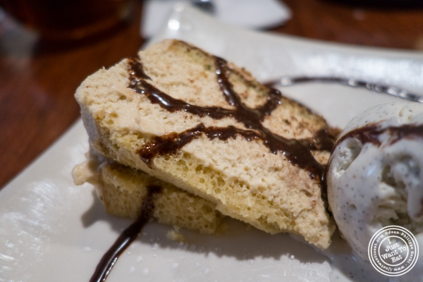 Tiramisu at The Cupping Room Cafe in New York, NY
