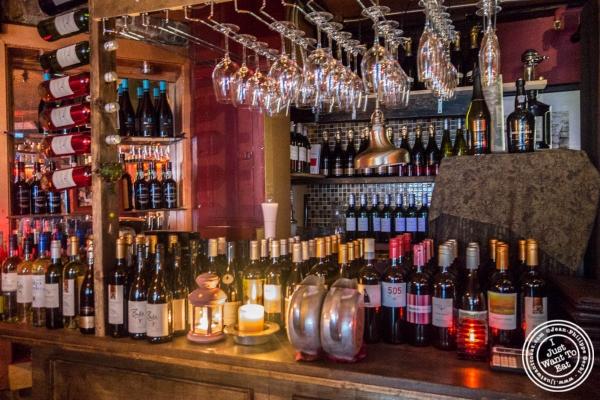 Decor atPierre Loti Wine Bar in New York, NY