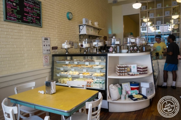Interior at Billy's Bakery in Tribeca, New York, NY