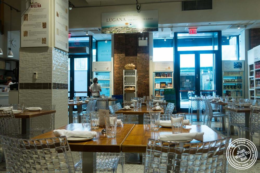 La Pizza & La Pasta at Eataly in New York, NY