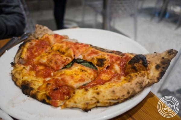 Calzone atLa Pizza & La Pasta at Eataly in New York, NY