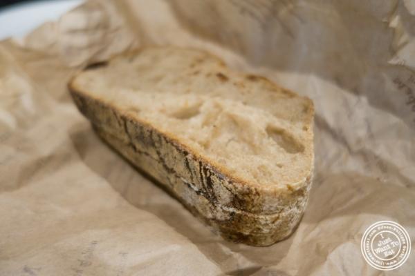 Bread atLa Pizza & La Pasta at Eataly in New York, NY