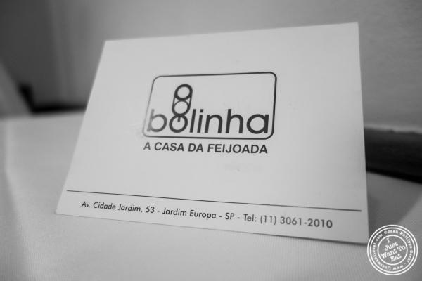 Bolinha in Sao Paulo, Brazil