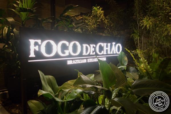 Fogo De Chao in Sao Paulo, Brazil