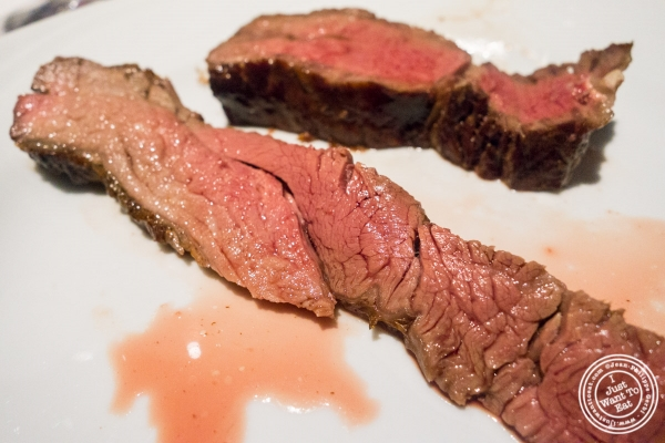 Bottom sirloin at Fogo De Chao in Sao Paulo, Brazil