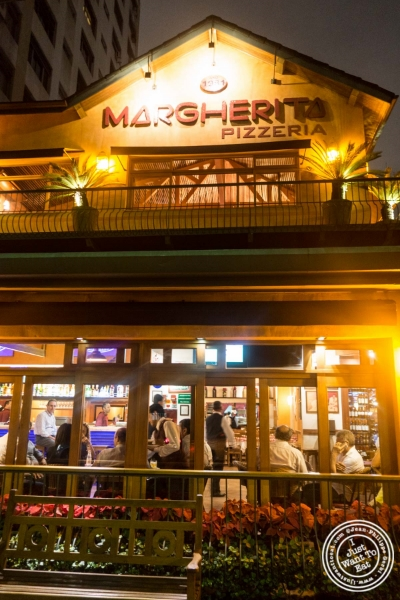 Margherita Pizzeria in Sao Paulo, Brazil