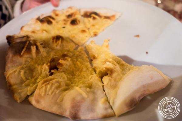 La Piccola di Bianco at Margherita Pizzeria in Sao Paulo, Brazil