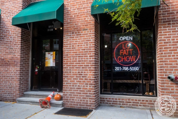 Lo Fatt Chow, Healthy Chinese Cuisine, in Hoboken, NJ