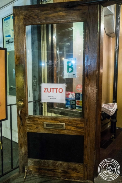 Zutto, Japanese American Pub in Tribeca, NYC, New York