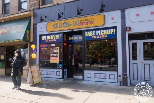 Cluck-U Chicken in Hoboken, NJ