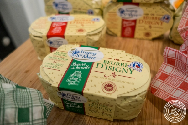 Beurre d'Isigny  at The French Cheese Board