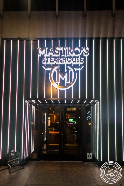 Mastro's Steakhouse in New York, NY