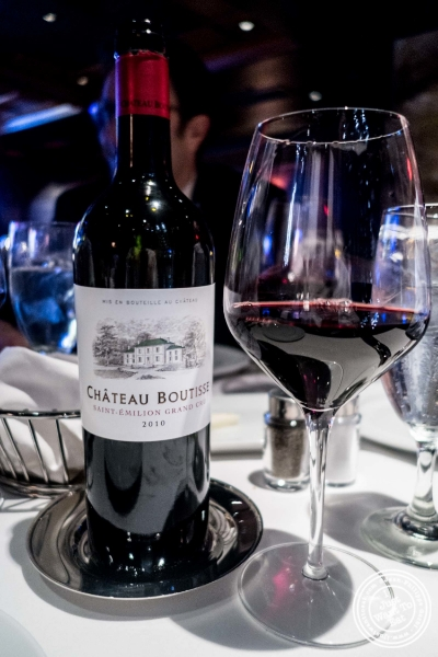 Chateau Boutisse, Saint-Emilion Grand Cru, 2010 from France.