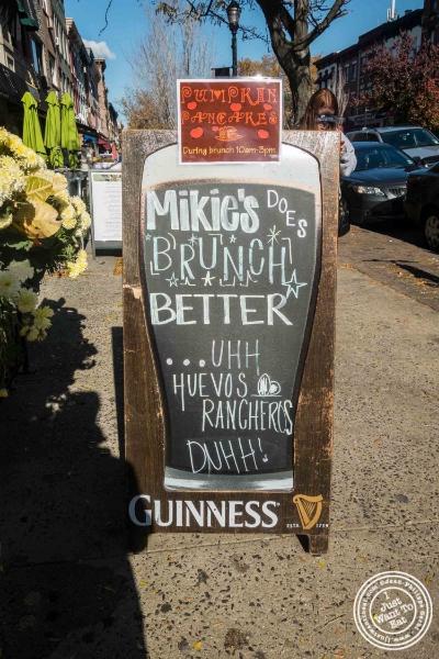 Mikie Squared in Hoboken, NJ