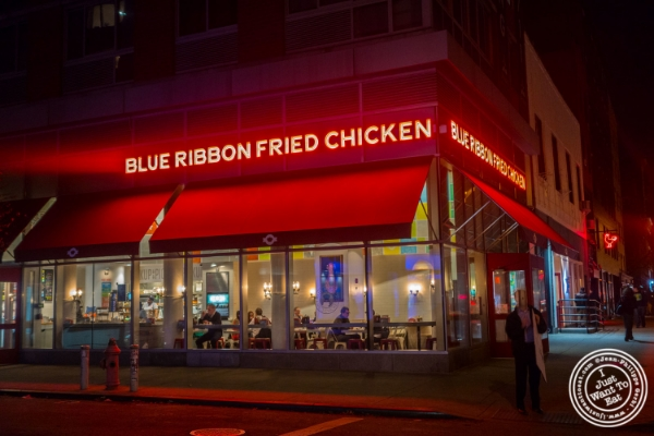 Blue Ribbon Fried Chicken in the East Village, New York, NY