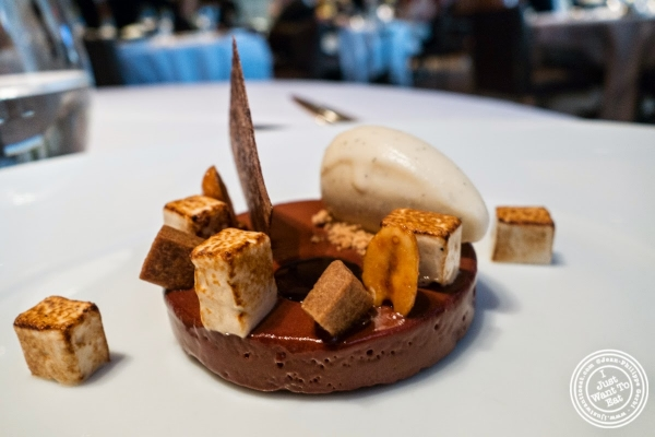 S'mores at Le Bernardin in New York, NY