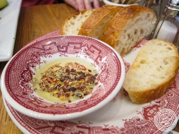 Breadat La bouche cafe in Hoboken, New Jersey