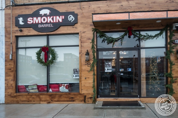 The Smokin' Barrel in Hoboken, NJ