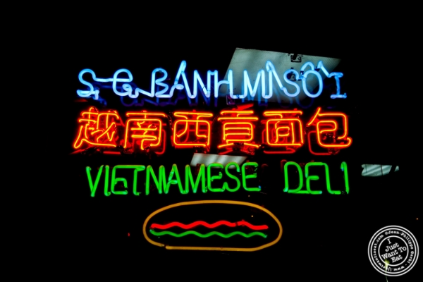 Saigon Vietnamese Sandwich Deli in New York, NY