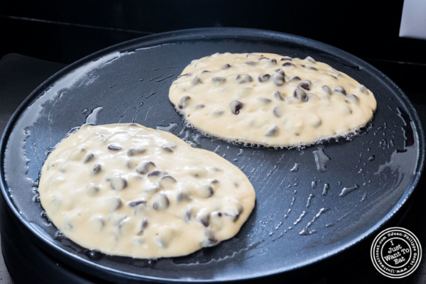 Cooking   Chocolate Chip Pancakes