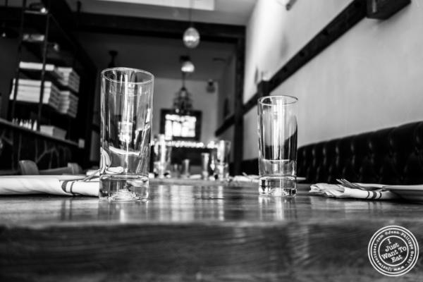 Table atVia Vaiin Astoria, NY