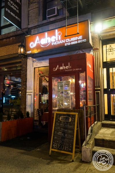 Aaheli, Indian restaurant in Hell's Kitchen, New York, NY