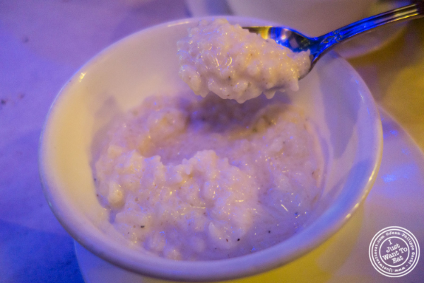 Kheer at Aaheli in Hell's Kitchen, New York, NY