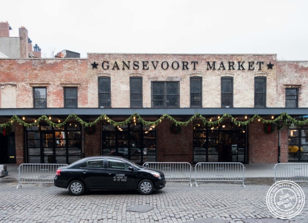 The Gansevoort Market in New York, NY