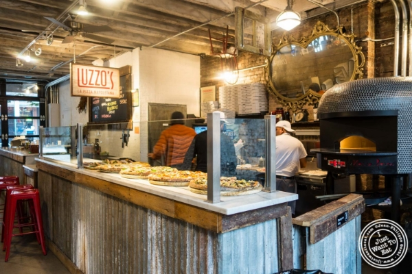 Luzzo's at The Gansevoort Market in New York, NY