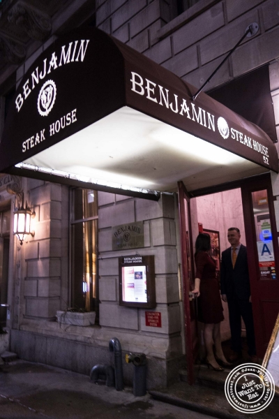 Benjamin Steakhouse in New York, NY