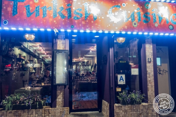 Turkish Cuisine in Hell's Kitchen, NYC, New York