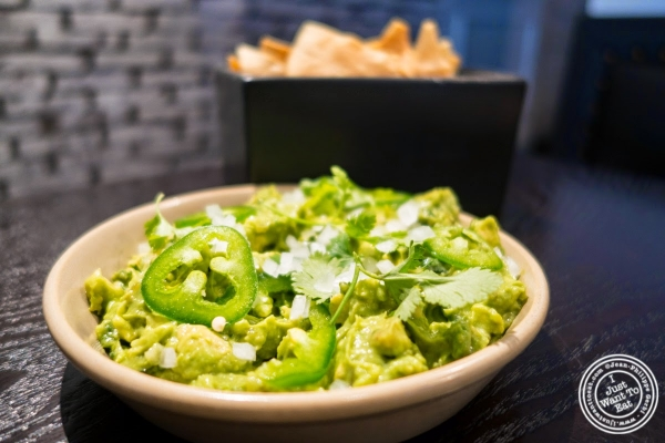guacamole at Empellon Taqueria in New York, NY
