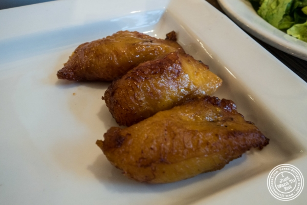 Maduros at Havana Central, Cuban food near Times Square, NYC, New York