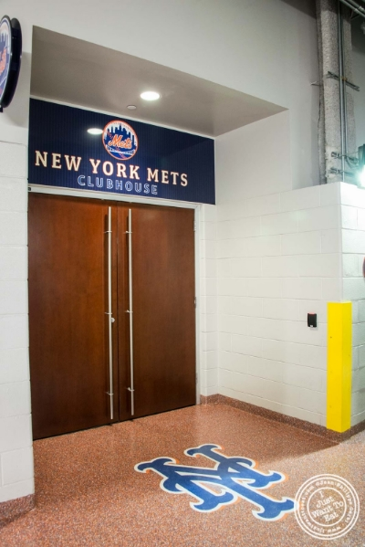 The Clubhouse at Citi Field, home of the NY Mets