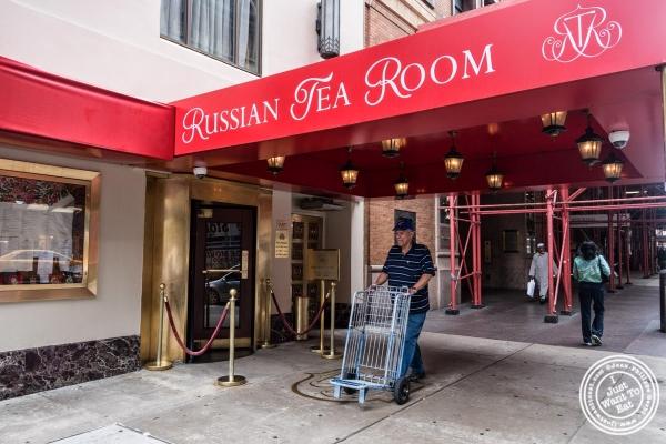 The Russian Tea Room in NYC, NY