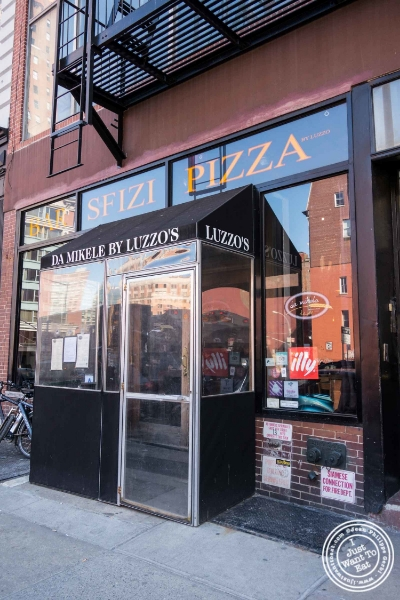 Da Mikele by Luzzo's in Tribeca, NYC, New York