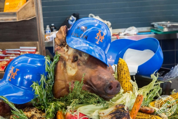 Strip House at   Bacon and Beer Classic 2015 At Citi Field