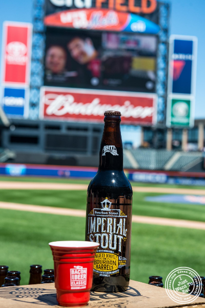 Beer at the Bacon and Beer Classic 2015 At Citi Field