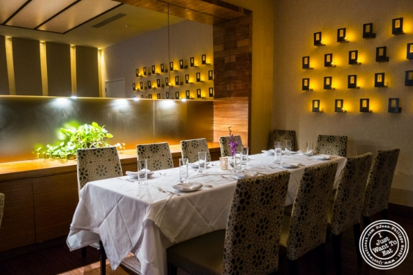 The Lotus Room at Tamarind in TriBeCa, NYC, New York
