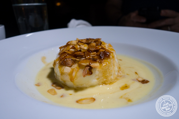Ile flottante at Bagatelle in the Meatpacking District, NYC, New York