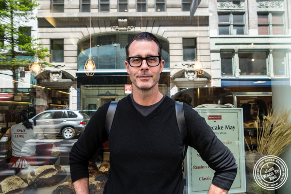 Robert Stout from Like A Local Tours: Flatiron Food Tour