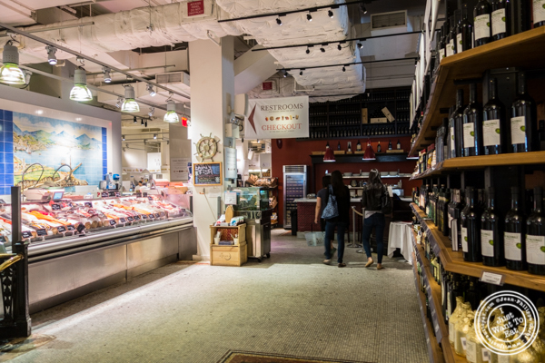 Eataly in NYC, Ne  w York
